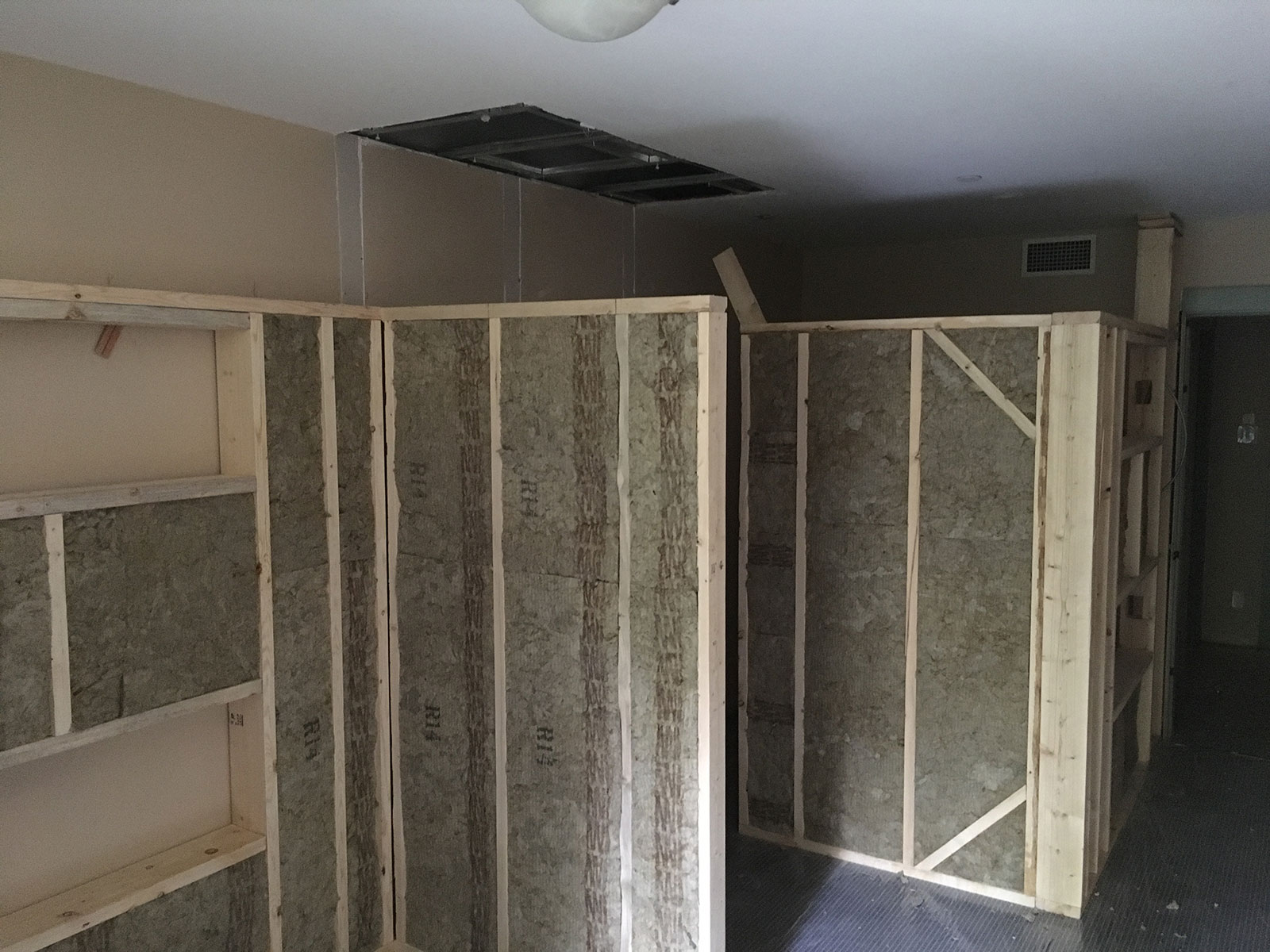 froese basement ltd soundproofing ceiling ceilings insulation services